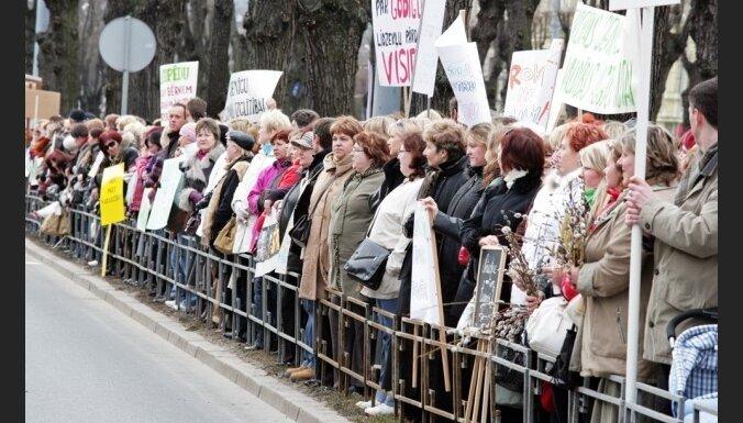 Директора школ поддержат акции протеста учителей