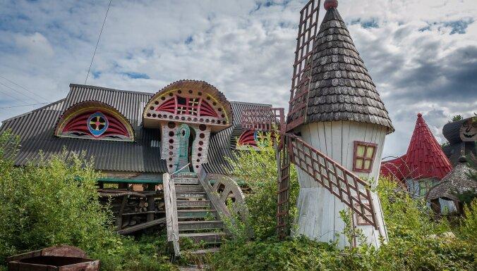 Pierobežā un ne tikai: interesantas apskates vietas Igaunijā