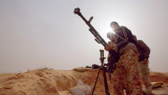 NYT: Пентагон начнет военную операцию против ИГ в Ливии
