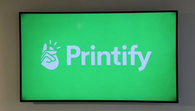 ФОТО: компания Printify открыла новый офис в квартале Спикери