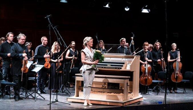 Foto: Spilgti aizvadīts 16. 'Kremerata Baltica' festivāls