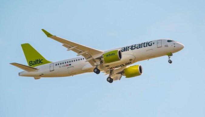 airBaltic и Tez Tour запустят новые чартерные маршруты в Италию и Грецию