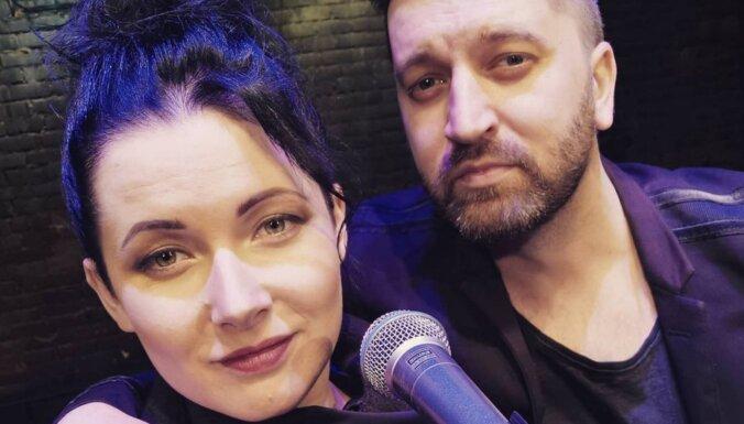 Izjukušas dziedātājas Antras Stafeckas attiecības ar ģitāristu Čubaru
