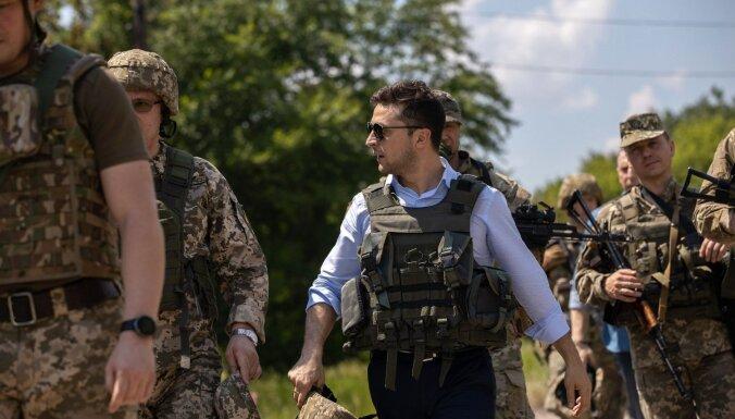 Зеленский пообещал украинцам референдум о присоединении к НАТО