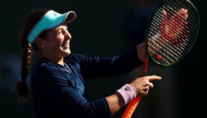 Остапенко вытащила сумасшедший матч в Чарльстоне, Севастова проиграла