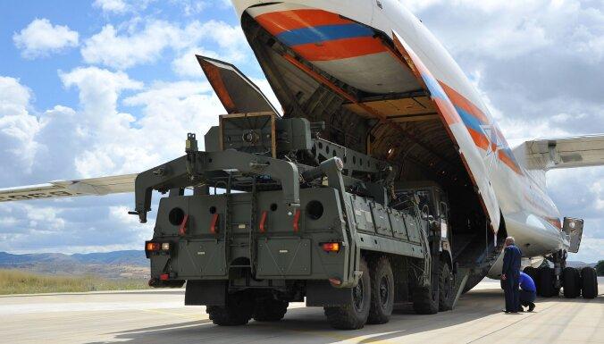 """Россия построила """"воздушный мост"""" для передачи С-400 Турции"""
