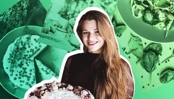 Virtuves sarunas: Ar mīlestību pret Latvijas produktiem – Karlīna Latsone