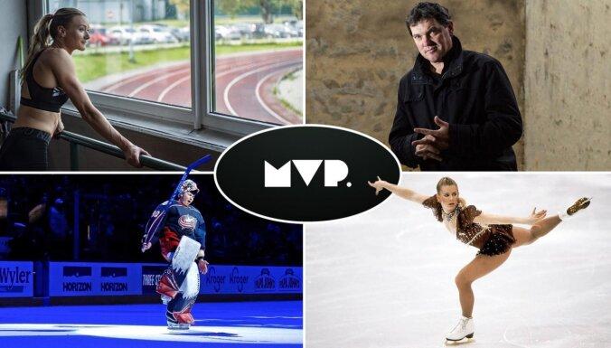 'MVP': Elvis un bekvokālisti, smadzenes ledusskapī un Ikaunieces 'būt vai nebūt'