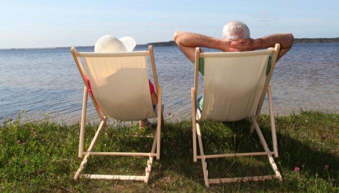 Латвийцы опасаются повышения пенсионного возраста