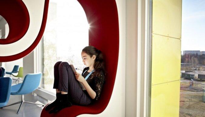 """ФОТО: Как выглядит новая шведская """"школа без стен"""""""