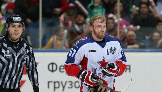 CSKA Grigory Panin