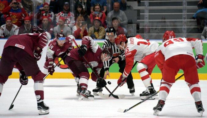 IIHF spēka rangs: lielvalstu bieds – Latvija