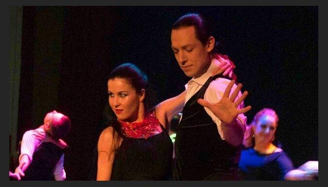 Latvijas deju pāris izcīna otro vietu pasaules čempionātā šova dejās