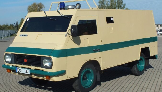 Rīgas Motormuzeja ekspozīciju Bauskā papildinājuši trīs jaunumi