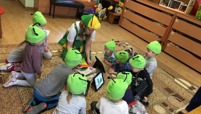 Aicina interaktīvā veidā paplašināt zināšanas par vides jautājumiem