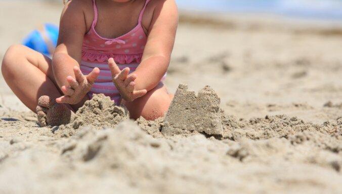 Konkurss: Izstāsti vai parādi piedzīvojumu smiltīs!