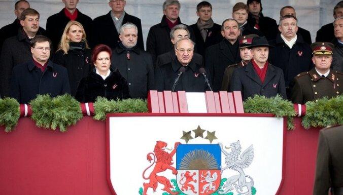 Президент: участие латвийских солдат в миссиях высоко оценивает НАТО