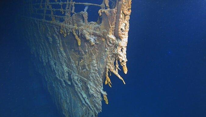 """""""Титаник"""" хотят вскрыть, чтобы достать его сокровища"""