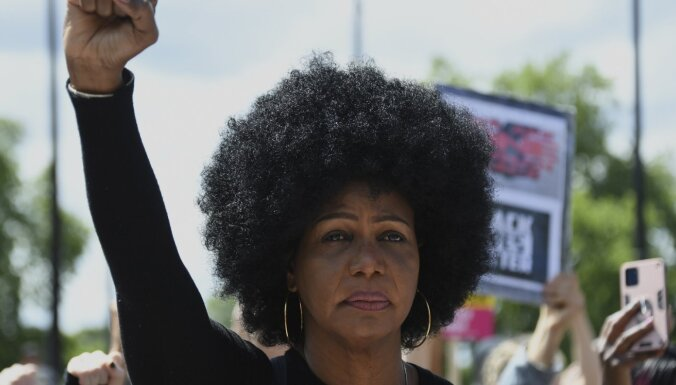 По всему миру прошли акции против расизма и полицейского насилия