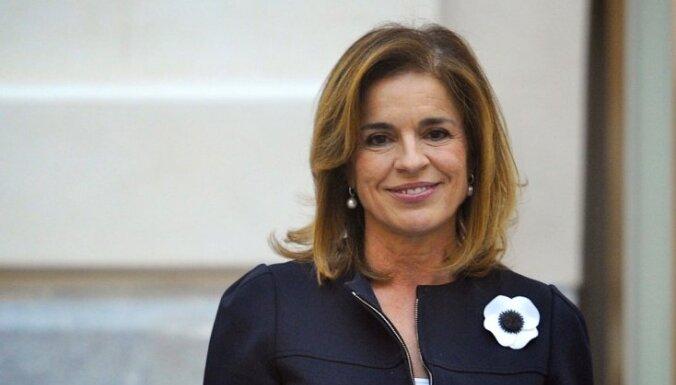Pirmo reizi Spānijas vēsturē Madrides mēra amatā ievēlēta sieviete