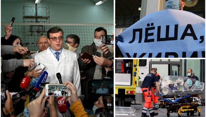 'Delfi plus' ārzemēs: Družkivkas stāsts, operācija Entebe un Tihanovskas pretestība