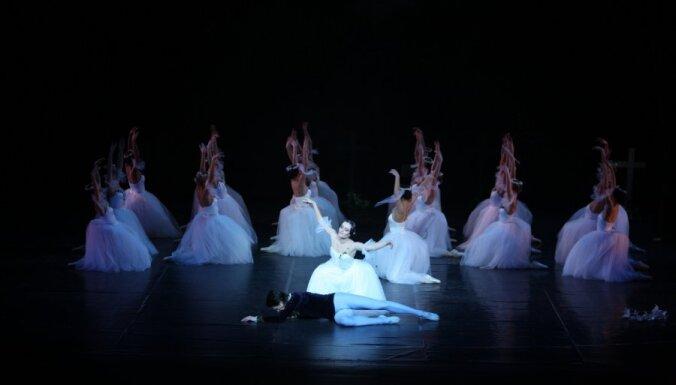 Latvijas Nacionālais balets dosies viesizrādēs uz Sevilju