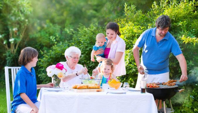 Пять правил для пикника в Риге