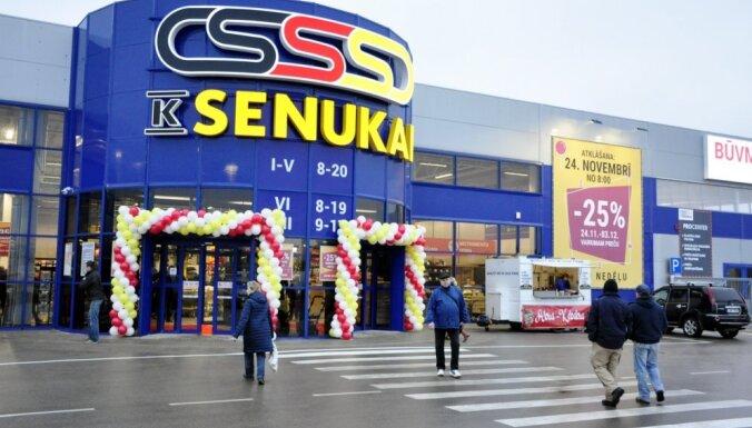 'Kesko Senukai Latvia' piemērots nodrošinājums, uzņēmums saistības jau nokārtojis