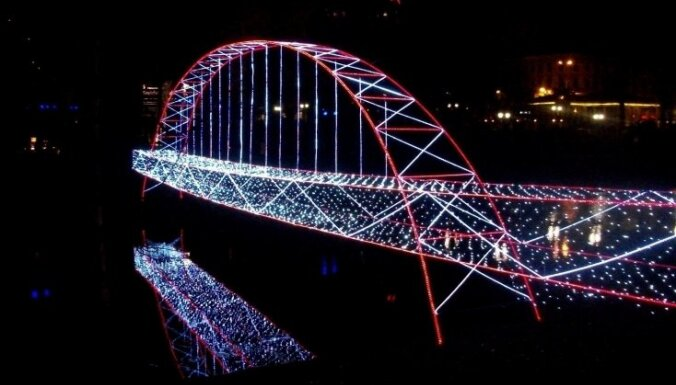 Staro Rīga 2014: 10 световых объектов, которые нельзя пропустить