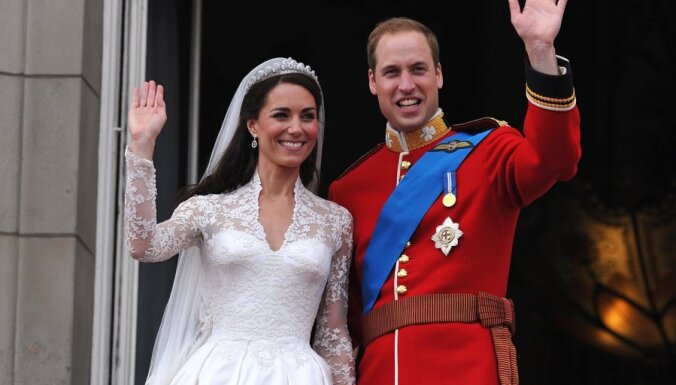 Atklāts Midltones un prinča Viljama gaidāmā mazuļa karaliskais tituls
