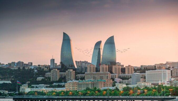 Azerbaidžānas vēstniecība Latvijā nosoda Saeimas 'neobjektīvo deklarāciju' par armēņu genocīdu