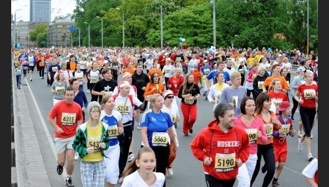 Sākas reģistrācija visai 2011. gada maratonu sērijai