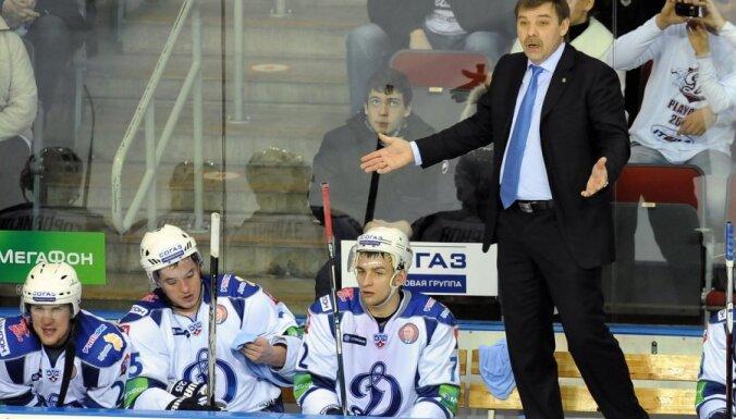 Znaroks pirms spēles izplūcies ar Minskas 'Dinamo' uzbrucēju Pletu