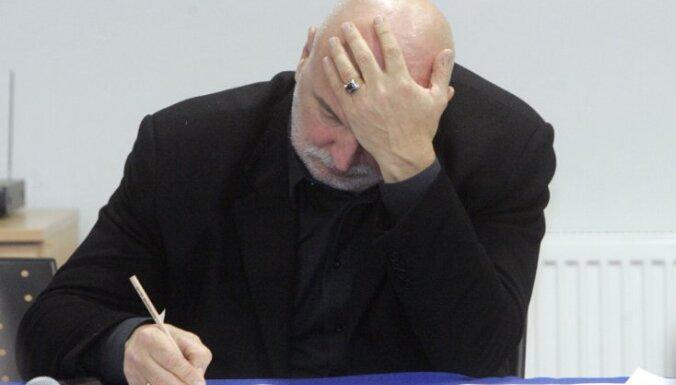 Битва за евроденьги: Зиле и Годманис не уверены в победе