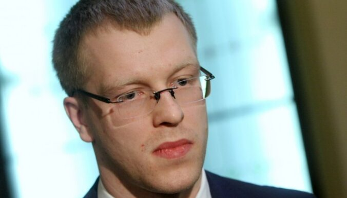 У Полиции безопасности нет претензий к депутату Элксниньшу