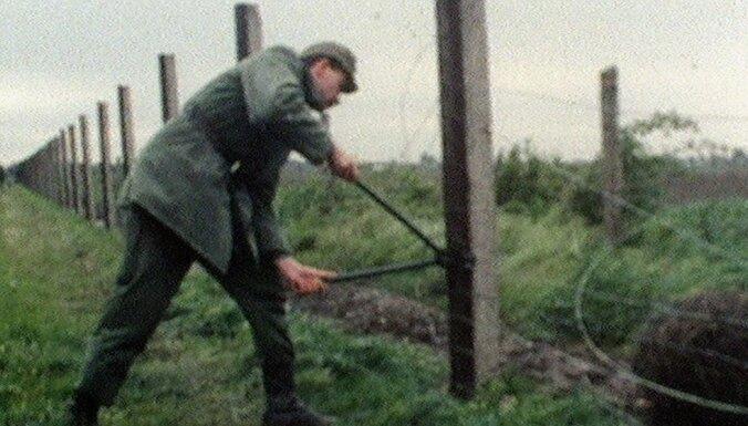 Berlīnes mūra krišanai – 25; aicina uz filmas '1989' bezmaksas seansu