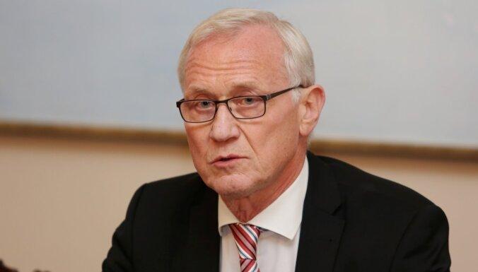 """Визит президента Франции в Латвию: идет разработка """"протокольного пузыря"""""""