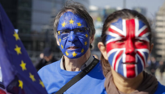 """The Daily Telegraph сообщила о секретном обсуждении второго референдума по """"Брекзиту"""""""