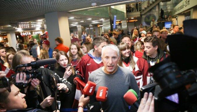 Hārtlijs pēc atgriešanās Latvijā: joprojām ir ļoti liela tukšuma sajūta