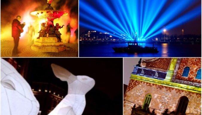 Foto: 525 objekti, 238 stundas – 'Staro Rīga' desmitgades spožākie mirkļi