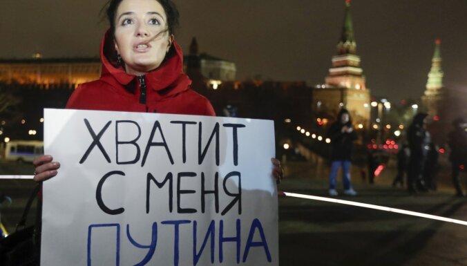 Putina varas sistēma neļauj modernizēt Krievijas ekonomiku, secina pētnieki