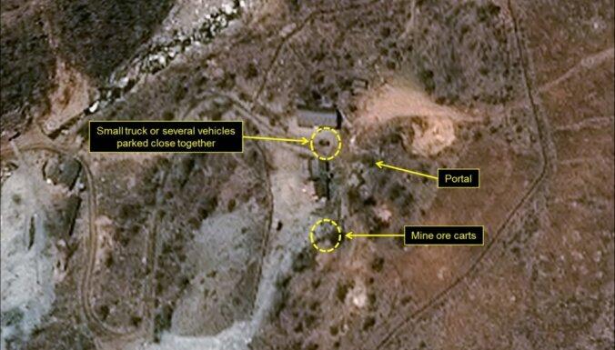 Эксперты предъявили свидетельства подготовки КНДР к ядерным испытаниям