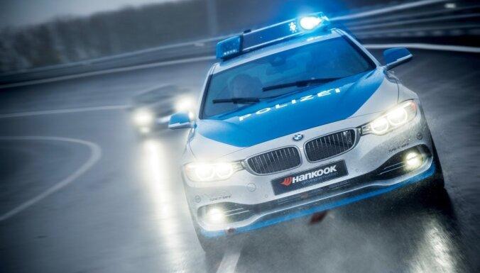 Германия: латвиец задержан на краже из продуктового магазина