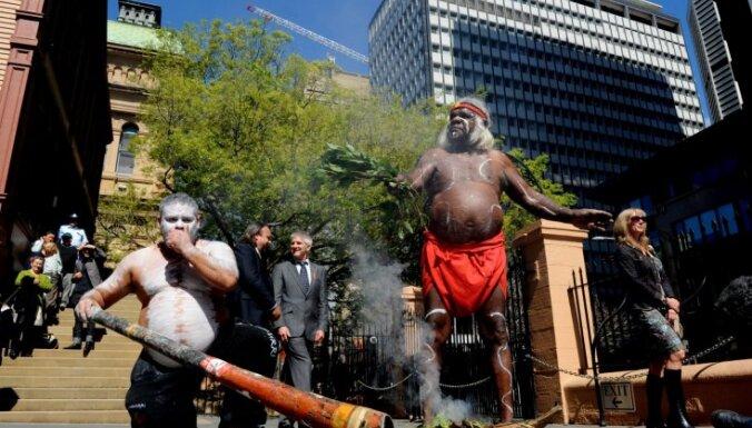 Aborigēnu līderi nosoda Austrālijas premjerministrei izrādīto necieņu