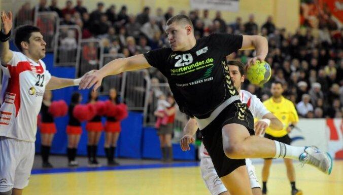 Nosaukti Latvijas handbola izlases kandidāti EČ kvalifikācijas spēlēm Turcijā