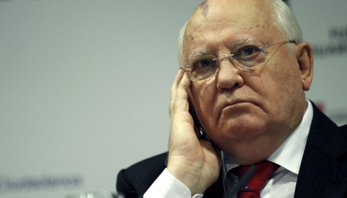 Горбачев — на стороне протестующих в Египте
