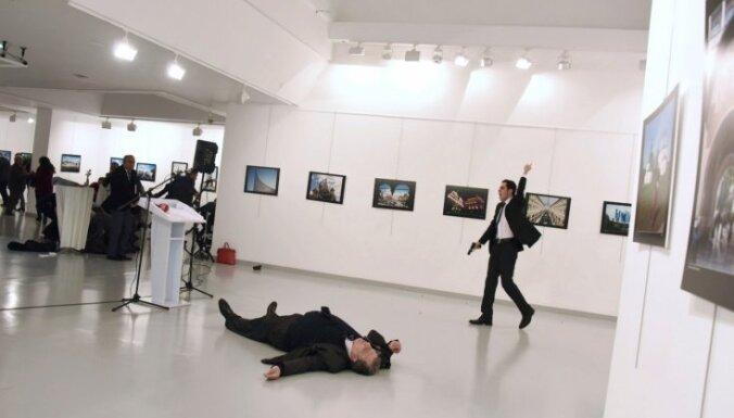 """В Турции нашли """"ключевого организатора"""" убийства посла Карлова"""