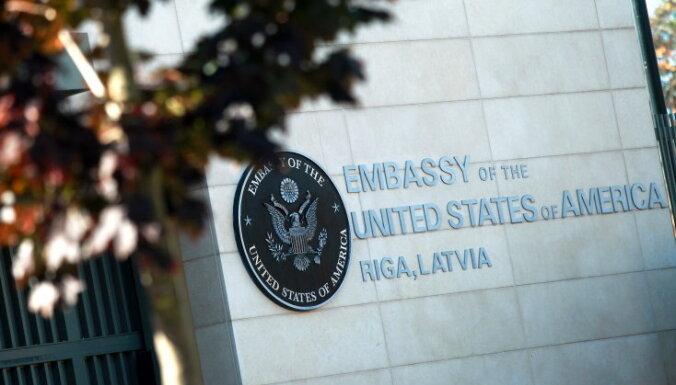 Посольство США в Латвии начнет консультировать Рижскую думу по вопросам борьбы с коррупцией