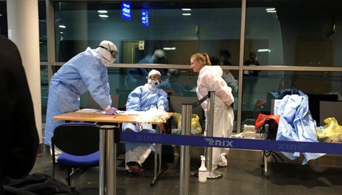 'Covid-19': Pasaulē cīnās ar sērgu; inficētais konstatēts arī Salaspils 1. vidusskolā. Teksta tiešraides arhīvs