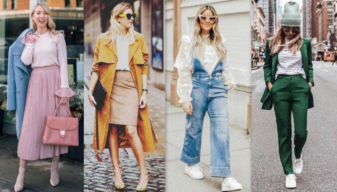 95e505179ca73 Как одеваться в апреле: 30 комплектов одежды на каждый день - DELFI